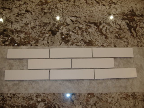 Anyone With A 1 8 Grout Line