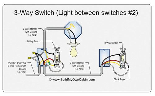 Confirm I Ve Got This Three Way Switch Wired Properly