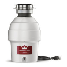 Waste King 9500 3/4 HP Continuous Feed Garbage Disposal