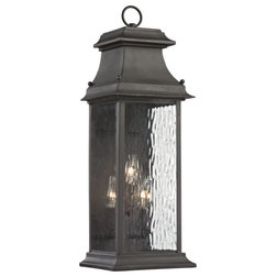 Traditional Outdoor Wall Lights And Sconces by LIGHTS ON FLEEK