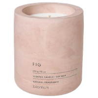 Fragra Rose Dust Candle, Fignce, Large