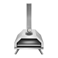 Pyre-Go Portable Wood-Fired Outdoor Pizza Oven Rapid Heating