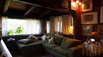 Abruzzo, una casa nel bosco
