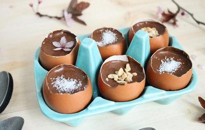 Aux fourneaux : Une surprenante mousse au chocolat pour Pâques