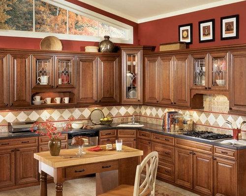 Chocolate Glaze Kitchen Cabinets Home Design