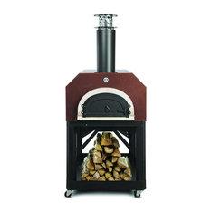 Chicago Brick Oven 750 Mobile Pizza Oven, Copper Vein