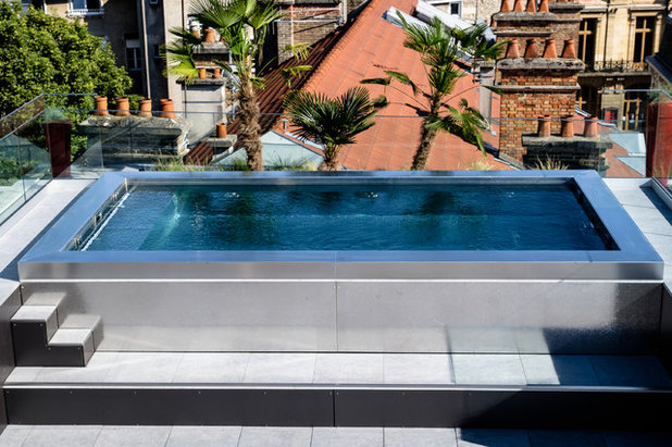 by Steel and Style - Piscines et Spas