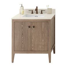 Midcentury Bathroom Vanities | Houzz