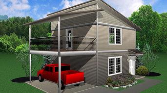 New Model Homes