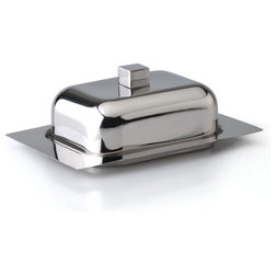 Contemporary Butter Dishes by BergHOFF International Inc.