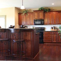 Brindleton Maple Kitchen In Olathe, Ks