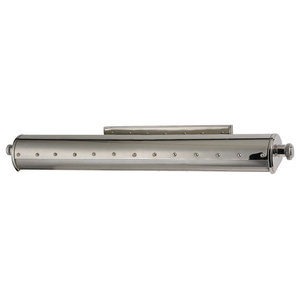 Hudson Valley Gaines 3-LT Picture Light 2126-PN - Polished Nickel