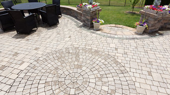 Middlebury, Southbury, CT – Stone & Brick Patios, Walkways, Outdoor Living Space