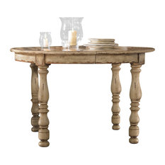 Hooker Furniture - Hooker Furniture Wakefield Round Leg Dining Table - Dining Tables
