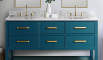 Statement Vanities for Every Budget With Free Shipping