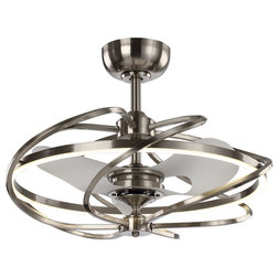 Transitional Ceiling Fans by whoselamp