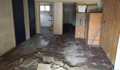 Avant/Après : Un garage mué en loft pour veiller sur sa mère