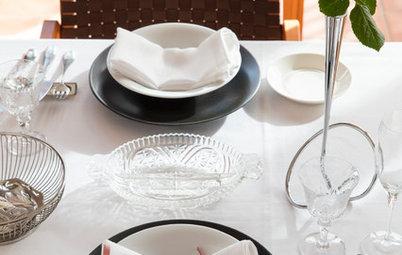白い器の組み合わせでつくる、おもてなしのテーブル3種