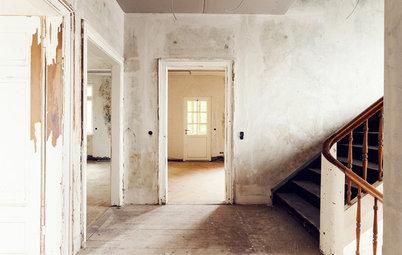 Sanieren, renovieren, modernisieren – was ist der Unterschied?