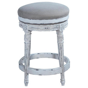 Tremendous Bungalow 5 Annette Counter Height In Gray Traditional Unemploymentrelief Wooden Chair Designs For Living Room Unemploymentrelieforg