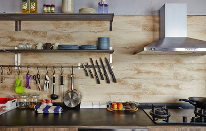 9 Ways to Bring Order to a Small Kitchen