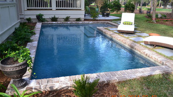 Sea Pines Pool Completed