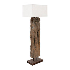 Regina Andrew 14-1002 Reclaimed Wood Floor Lamp