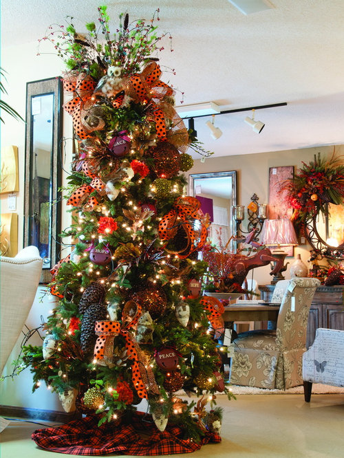 Tree decorating services - Interior holiday decorating services ...