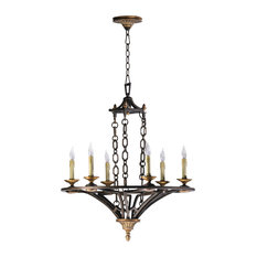 Cyan Design San Georgio Traditional Chandelier