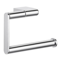 Mission Toilet Paper Holder, Polished Chrome