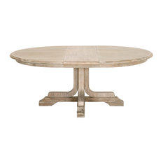 "Torrey 60"" Round Extension Dining Table"