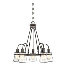 50 most popular outdoor chandeliers for 2018 houzz savoy house portsmouth 5 light outdoor chandelier english bronze outdoor hanging lights aloadofball Images