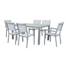 Cascais 7-Piece Outdoor Dining Set
