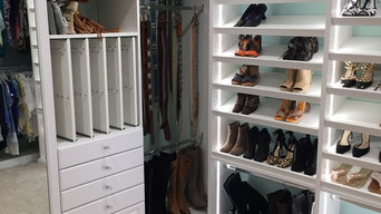 Her Master Closet Room Conversion