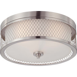 Great Transitional Flush mount Ceiling Lighting by Lighting Front