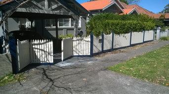 Bi Fold Gate - Willoughby
