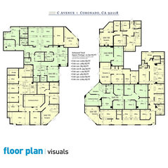 Floor Plan Visuals Charleston Sc Us 29464