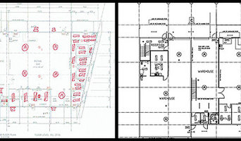 New Electrical AsBuilt Drawings Work