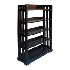 Stair Step Bookcase stair step bookcase | houzz