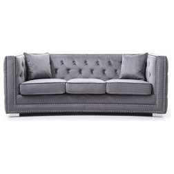 Contemporary Sofas by Glory Furniture