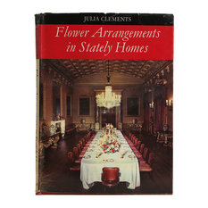 Flower Arrangements in Stately Homes