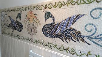 Exotic Birds Splashback