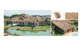 La Escandella Lucentum Spanish Roof Tiles