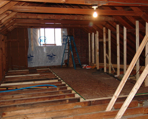 evansville in attic conversion