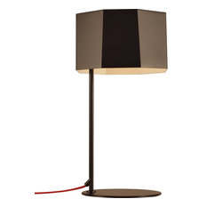 Zhe Table Lamp, Black