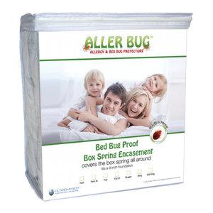 Aller Bug King / 2 Twin Extra Long Box Spring Encasements