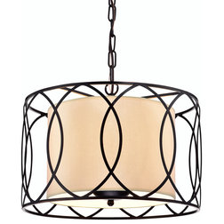 Transitional Chandeliers by Edvivi