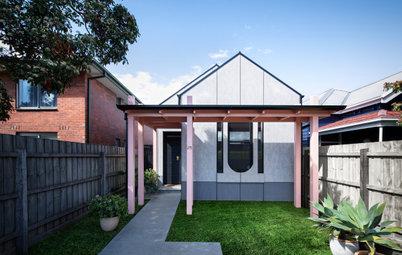 Houzz Австралия: Дом как часы с кукушкой