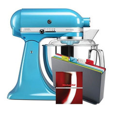 KitchenAid Artisan Food Mixer, Crystal Blue