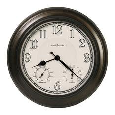 Briar Outdoor Wall Clock